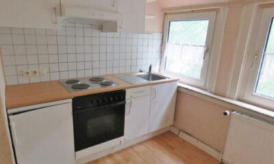 Küche (Dachgeschosswohnung, Emden-Port Arthur/Transvaal)