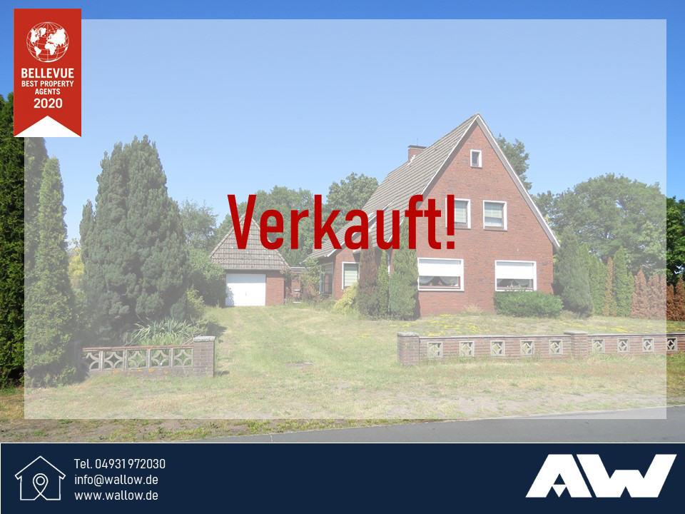 Außenansicht (Einfamilienhaus, Westoverledingen-Steenfelde)