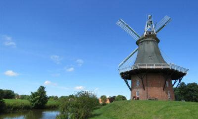 Windmühle Greetsiel (Wohnung, Krummhörn-Greetsiel)