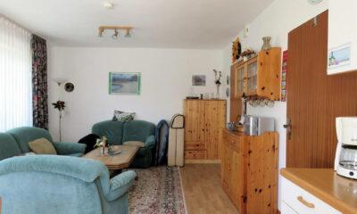 Wohnzimmer (Wohnung, Krummhörn-Greetsiel)