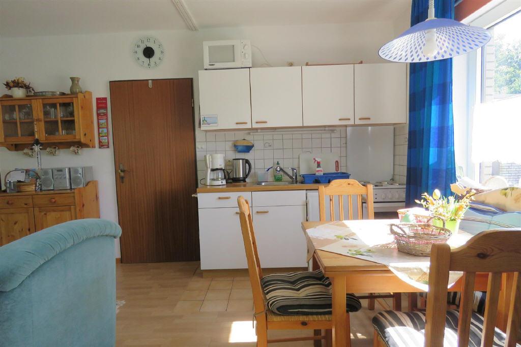 Küchenzeile (Wohnung, Krummhörn-Greetsiel)