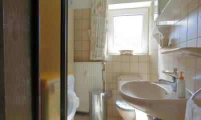 Badezimmer (Wohnung, Krummhörn-Greetsiel)