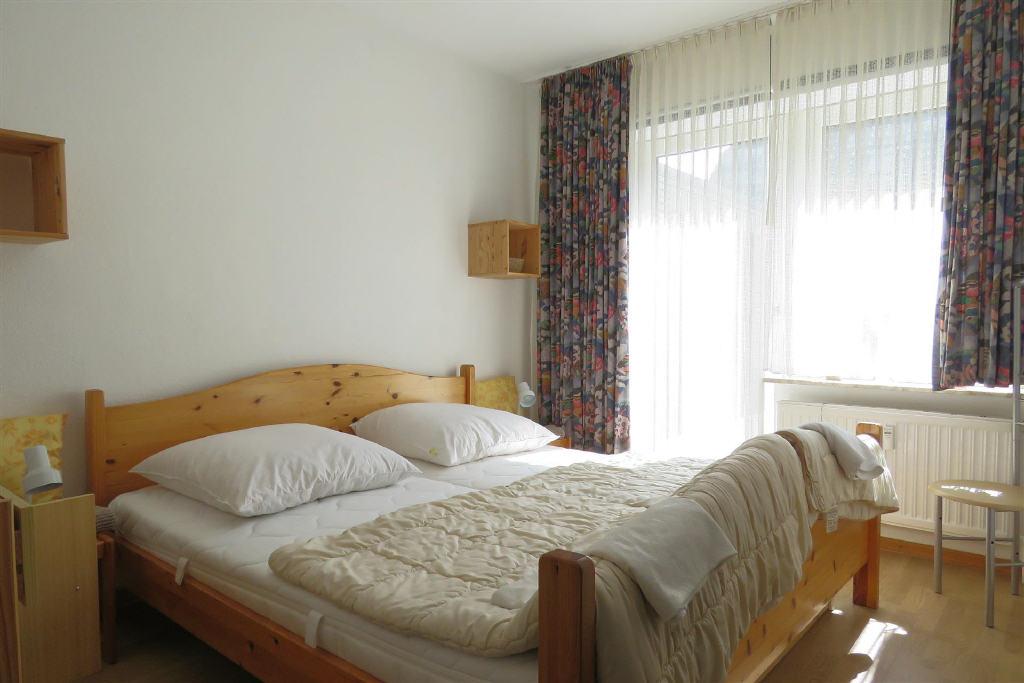 Schlafzimmer (Wohnung, Krummhörn-Greetsiel)