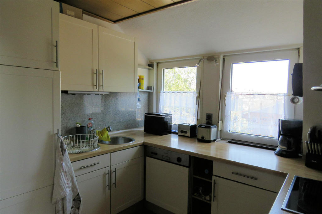 Küche DG (1-2 Familienhaus, Lingen)