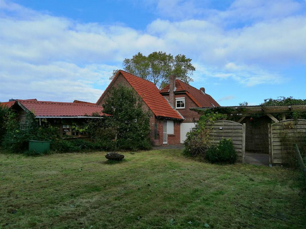 Außenansicht (1-2 Familienhaus, Norden-Norddeich)