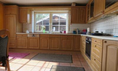 Küche mit EBK (1-2 Familienhaus, Norden-Norddeich)