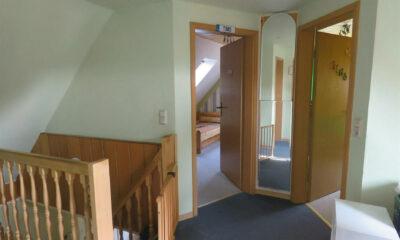 Flur im OG (1-2 Familienhaus, Norden-Norddeich)