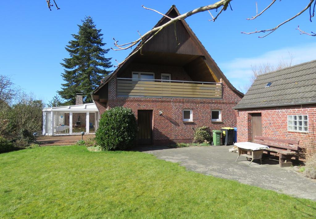 Wintergarten (Einfamilienhaus, Hage)